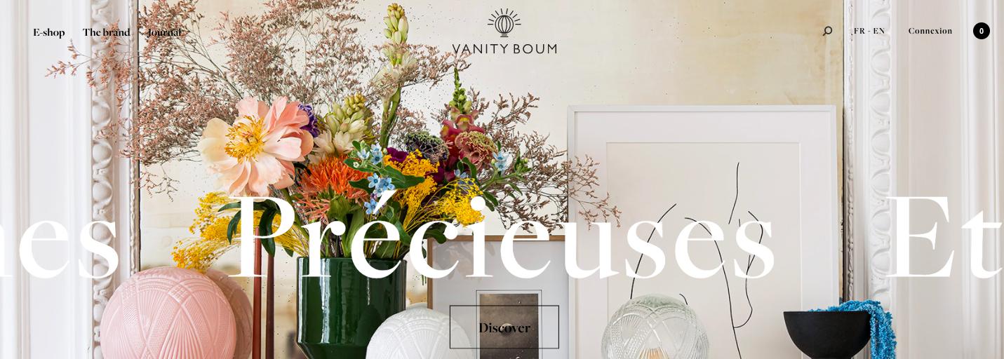Artifakt case study: Vanity Baoum